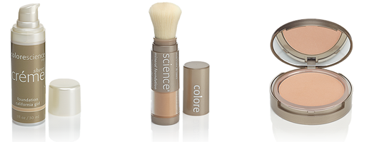 colorescience-foundation